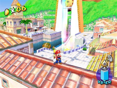 Super Mario Sunshine Game Giant Bomb