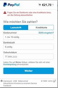 Wie Funktioniert Paypal Bei Ebay : muss bei ebay pl tzlich lastschrift oder kreditkarte ~ A.2002-acura-tl-radio.info Haus und Dekorationen