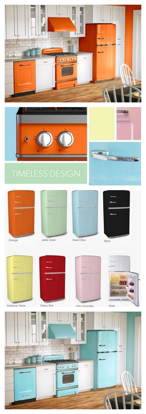 kitchen design styles pictures 25 best ideas about retro refrigerator on big 4582