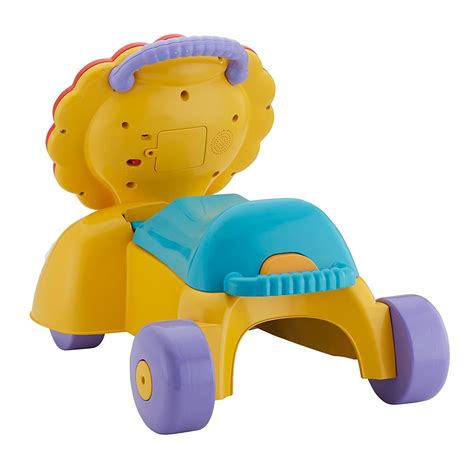 fisher price sound and lights baby fisher price stride to ride lion with music lights and