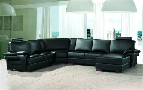 cheap leather sectional sofas cheap black leather sectional sofas hereo sofa