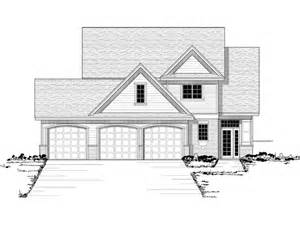 Two-Story House Drawings