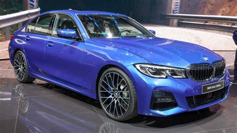 3 Series Engines by 2019 Bmw 3 Series Revealed In With Updated Tech