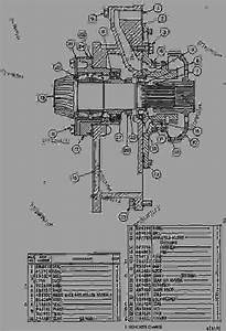 2p2038 Gear Group-transfer - Track-type Loader Caterpillar 951b