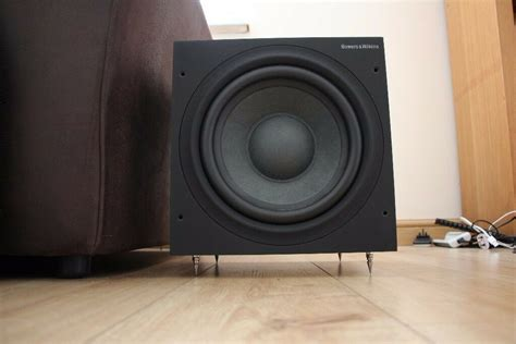 b w asw 610 bowers wilkins asw610 subwoofer b w asw 610 sub better than 608 and 500 in cherry