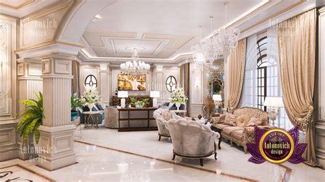 Hall interior decor - luxury interior design company in ...