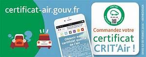 Certificat Qualité De L Air : certificat qualit de l air crit air site officiel de la mairie de mirepoix ~ Medecine-chirurgie-esthetiques.com Avis de Voitures
