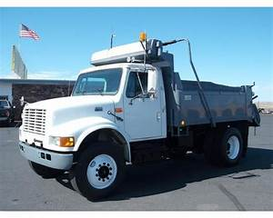 2000 International 4900 Heavy Duty Dump Truck For Sale