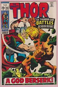 The Mighty Thor, God of Thunder Comics For Sale Cheap at ...