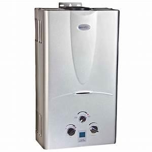 Marey Marey Natural Gas Tankless Water Heater Digital Panel 10l 3 1 Gpm - Appliances
