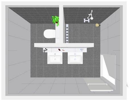 badezimmer 6 m2 de ideale indeling bij het inrichten de badkamer makeover nl