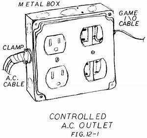 computer controller cookbook chapter 12 With wiring 4 plug box