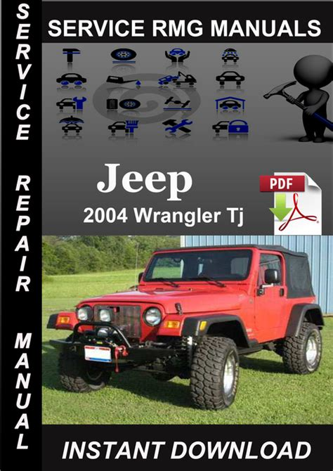 free online car repair manuals download 1999 jeep wrangler electronic throttle control free service manual of 2004 jeep wrangler jeep wrangler 2004 service manuals free download