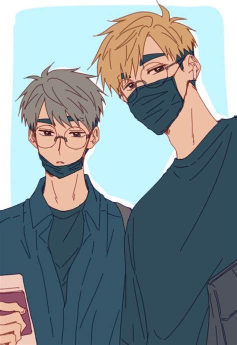 pin  miya twins