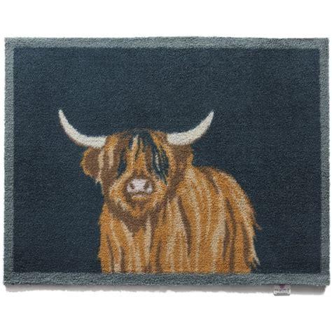hug rug washable dirt trapper doormat  runner highland