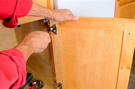broken cabinet door replacement how to repair cabinets