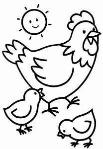 Poule Pour Paques : poule et poussins p ques pinterest poussins poule ~ Zukunftsfamilie.com Idées de Décoration