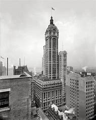 Singer Building New York City