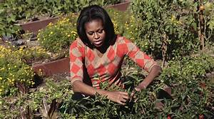 The First Lady Cultivates 'American Grown' Gardening ...