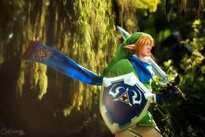 Link Cosplay - Legend of Zelda: Hyrule Warriors by Kohalu ...