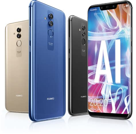 smartphone huawei mate  lite   android