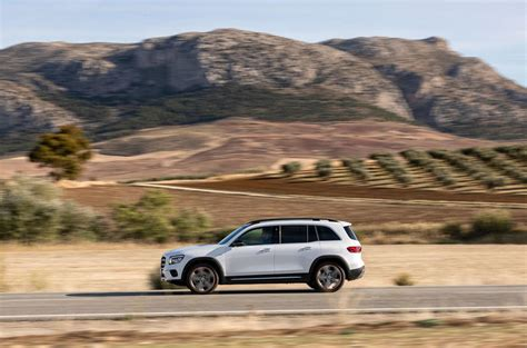 Price/on sale from £34,200 (as tested £45,950)/now for delivery in january. Mercedes-Benz GLB 200 2019 review | Autocar