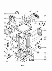 Lg Model Wm2277hs Residential Washers Genuine Parts