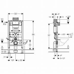 Geberit Unterputz Spülkasten : geberit duofix element f r wand wc 98 cm mit omega up ~ Michelbontemps.com Haus und Dekorationen