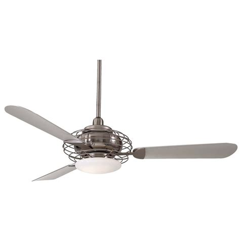 minka aire fan replacement parts ceiling fan with three blades and light kit f601 bs bn