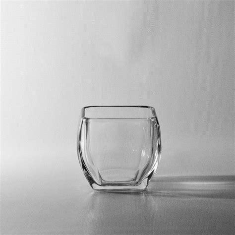 square glass vases square glass photo vase