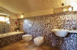mosaique salle de bain pour un decor mural exceptionnel With deco murale salle de bain