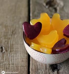 Sitzpouf Selber Machen : leckerschmecker fruchtgummi selbermachen einfaches rezept ~ Sanjose-hotels-ca.com Haus und Dekorationen