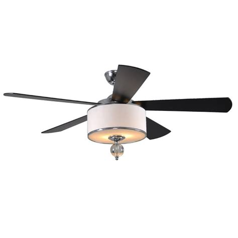 drum shade ceiling fan adding a drum shade to a ceiling fan diy pinterest