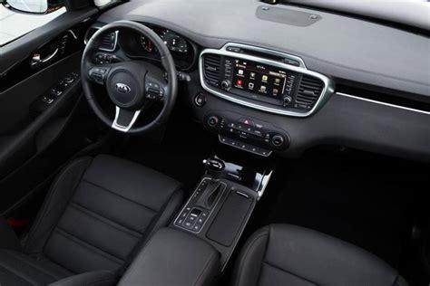 kia sorento 2015 interior new 2016 kia sorento release date changes specs price
