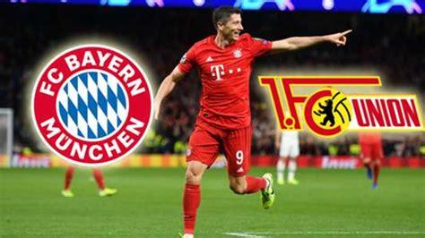 Union berlin ise 40 puan ve maç fazlasıyla 7. FC Bayern München gegen Union Berlin: TV, LIVE-STREAM ...