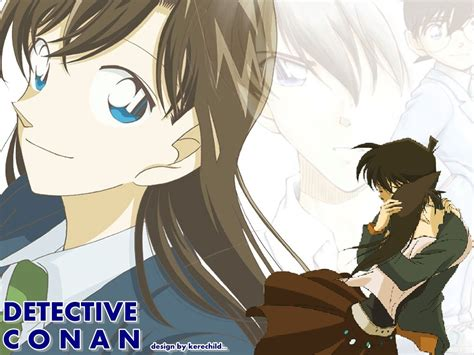 detective conan couples images ran  shinichi hd wallpaper