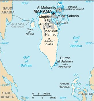 Middle East :: Bahrain — The World Factbook - Central ...