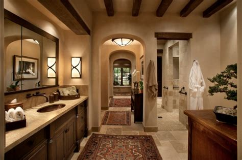 15 Luxury Mediterranean Bathroom Designs