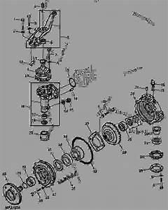 32 John Deere 1050 Parts Diagram