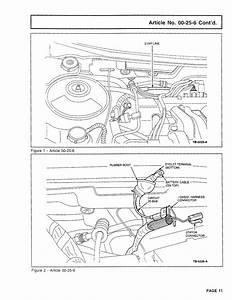 2000 Ford Contour V6 Se Eating Alternators  Only Symptom