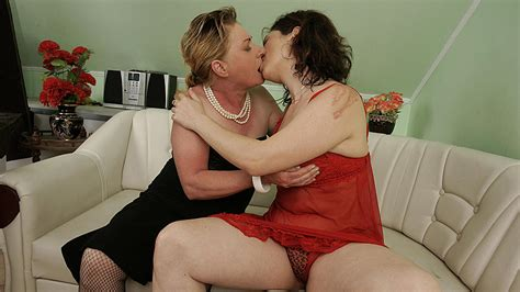 These Two Mature Sluts Love To Share Cock And Cum Love