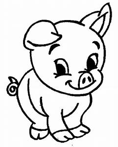 Cute Animal Coloring Pages Getcoloringpagescom