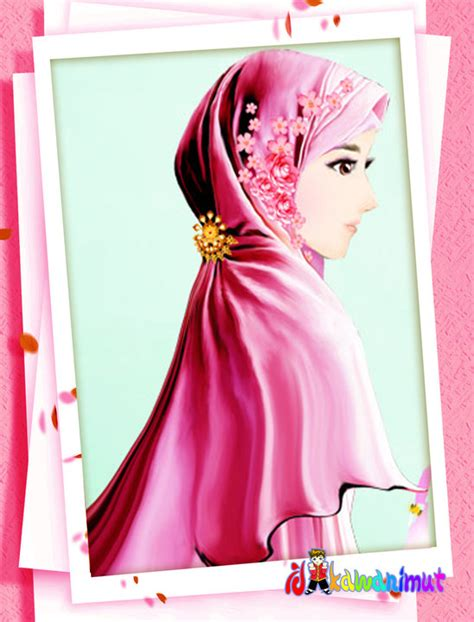gambar anime islam romantis kartun islam romantis by mimpi jadi nyata mimpi jadi nyata
