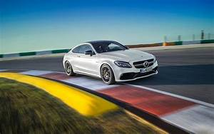 2016, Mercedes, Amg, C63, S, Coupe, Wallpaper