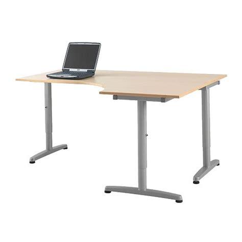 bureau ordinateur fixe espaces bureau bureaux et tables chaises de bureau