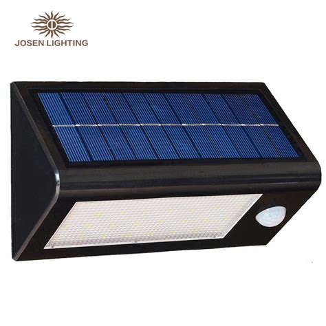 3 5w waterproof led solar light outdoor garden lada