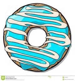 Cartoon Donut Clip Art