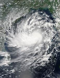 Cyclone Hudhud : Natural Hazards