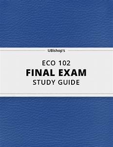 Eco 102- Final Exam Guide