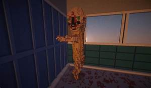 SCP 173 DOLL KILLER Minecraft Project